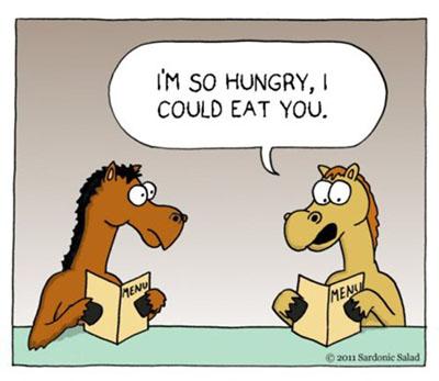 Eat a Horse