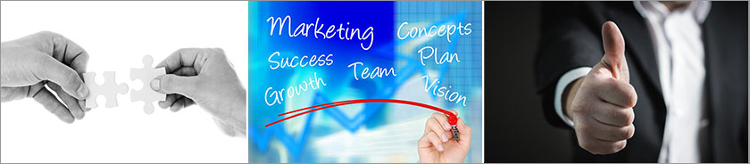 Business planning image...