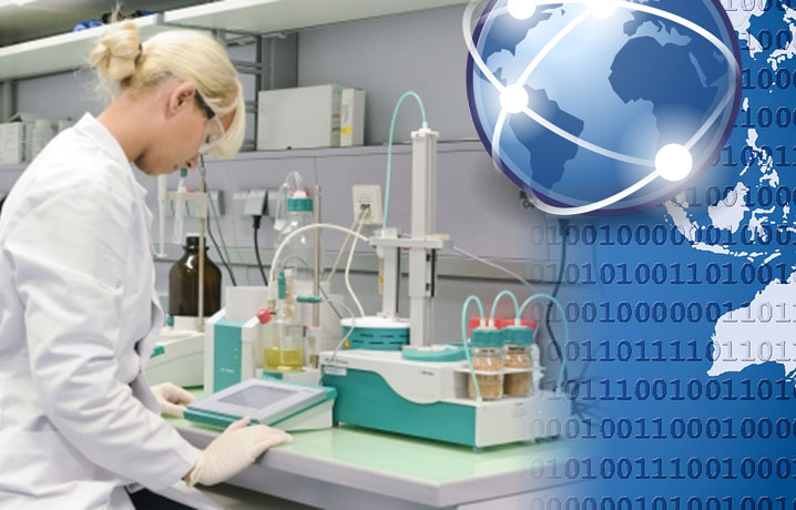 Laboratory Information Management (LIMS)